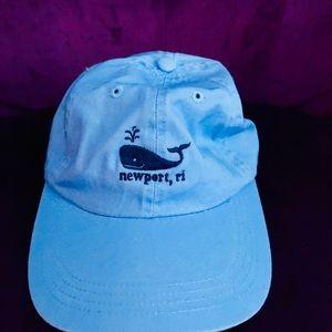 Never worn- Newport RI Blue baseball hat